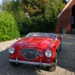 Austin Healey 100 BN1 with M conversion
