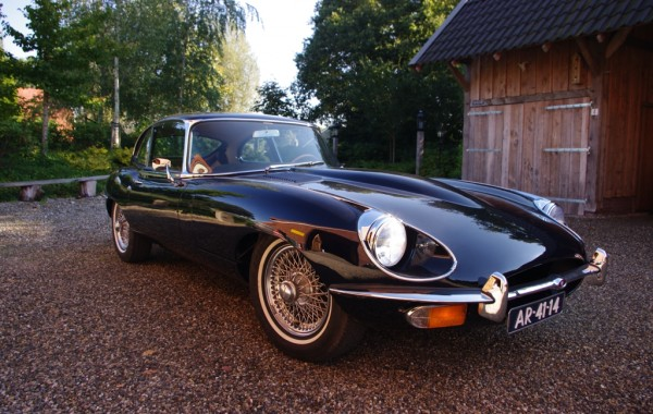 Jaguar E-Type Coupé 1969 (SOLD)