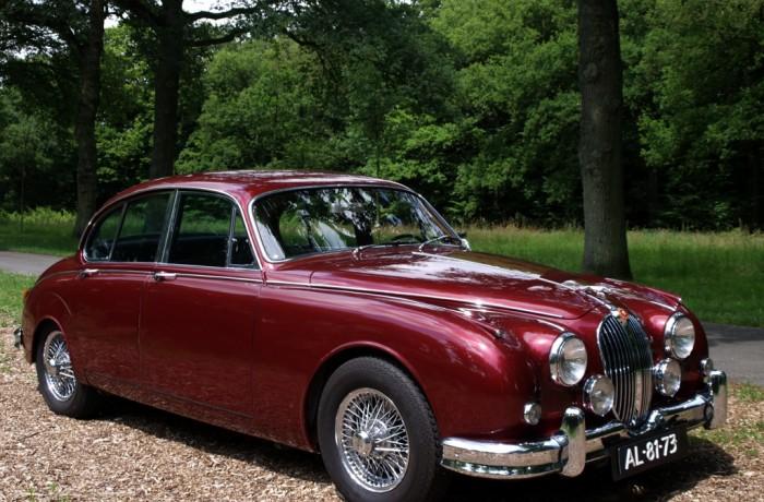 Jaguar  Mk2  3.4  litre 1964 (SOLD)