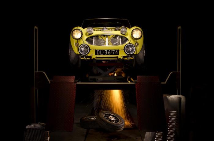 AH 3000 BT7 Rally 1959 (SOLD)