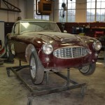 Austin Healey 3000 Chassis/Body