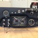Austin Healey 3000 Dashboard