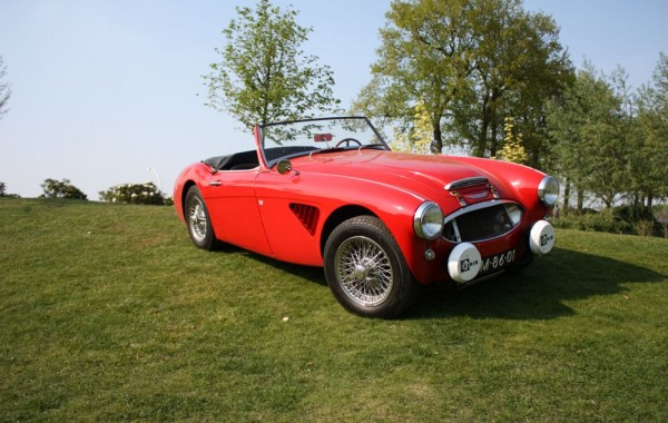 Austin Healey 100/6 Works replica (Sold)
