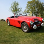 Austin Healey 100-6 works replica 1