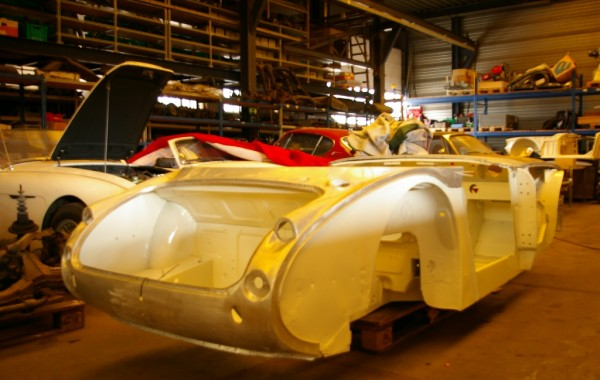 Austin Healey Mk3 BJ8 Project (SOLD)
