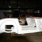 Austin Healey Mk3 BJ8 Project 5