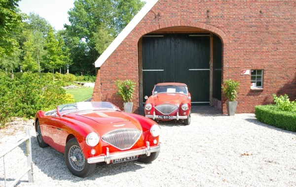 Austin Healey 100 BN1 Original (SOLD)