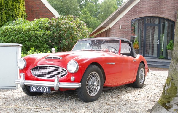 Austin Healey AH 100/6 (SOLD)