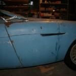 Austin Healey 100 BN1