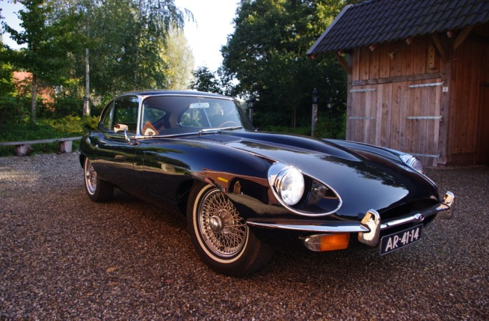 Jaguar E-Type Coupé 1969 (SOLD)