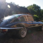 Jaguar E-Type 7