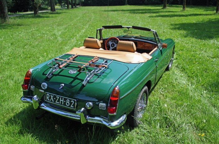 MG B Roadster 1978 (for sale)