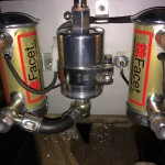 Austin Healey 3000 Fuel