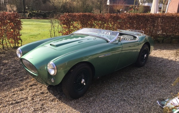Austin Healey 100 BN1 New Build  M specs